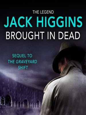 cover image of Brought in Dead