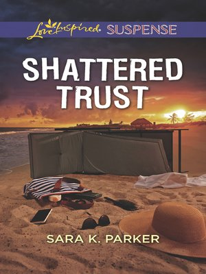 cover image of Shattered Trust