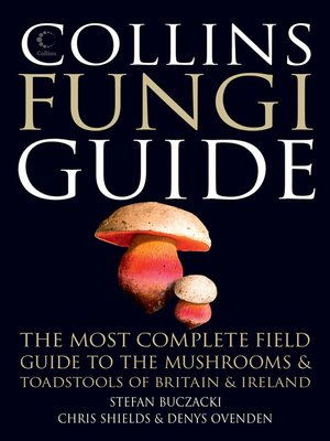 cover image of Collins Fungi Guide