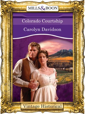 cover image of Colorado Courtship
