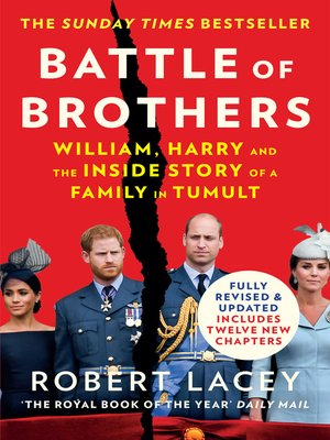 cover image of Battle of Brothers
