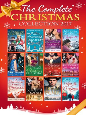 cover image of Mills & Boon Complete Christmas Collection 2017