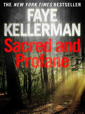 cover image of Sacred and Profane