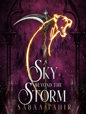 cover image of A Sky Beyond the Storm