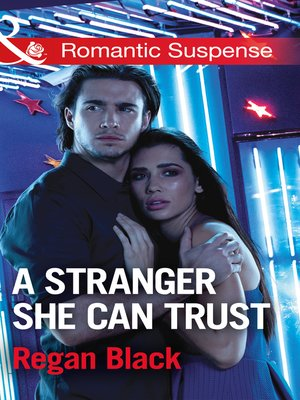 cover image of A Stranger She Can Trust