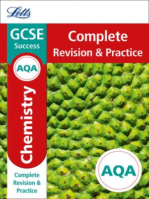 cover image of AQA GCSE 9-1 Chemistry Complete Revision & Practice