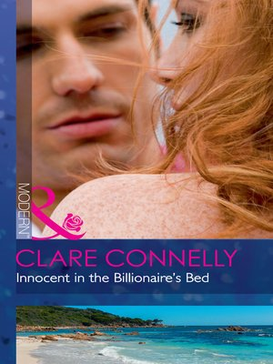cover image of Innocent In the Billionaire's Bed