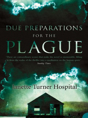 cover image of Due Preparations for the Plague