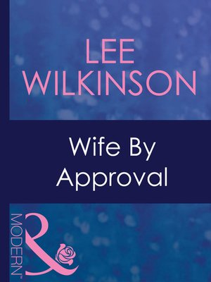 cover image of Wife by Approval