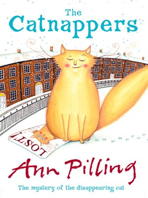 cover image of The Catnappers