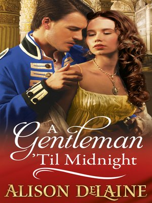 cover image of A Gentleman 'Til Midnight