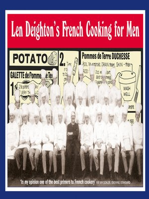 cover image of Len Deighton's French Cooking for Men