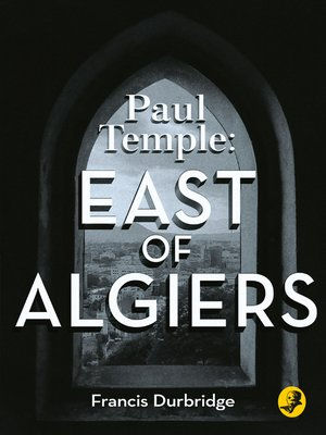 cover image of East of Algiers
