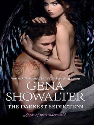 cover image of The Darkest Seduction