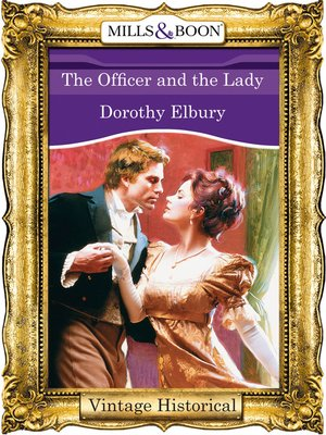 cover image of The Officer and the Lady