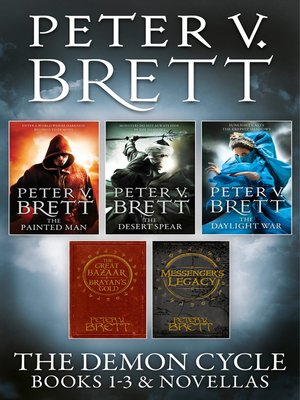 cover image of The Demon Cycle Books 1-3 and Novellas