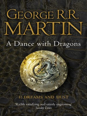 cover image of A Dance with Dragons, Part 1