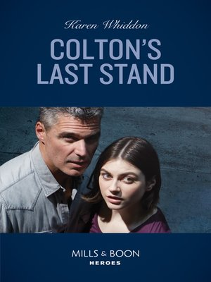 cover image of Colton's Last Stand