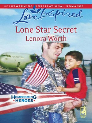 cover image of Lone Star Secret