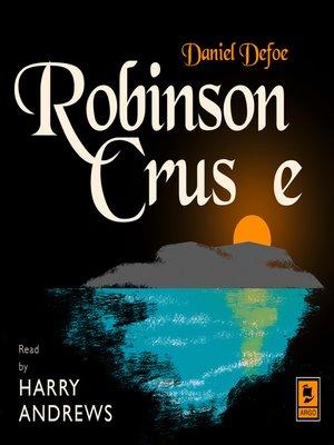cover image of Robinson Crusoe (Argo Classics)