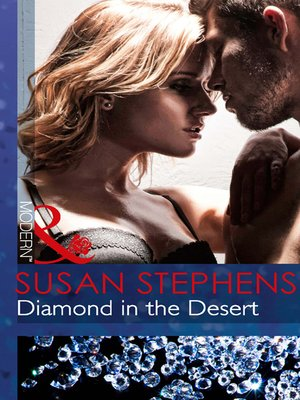 cover image of Diamond in the Desert