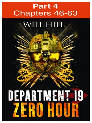 cover image of Zero Hour, Part 4 of 4