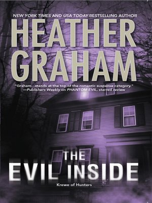cover image of The Evil Inside