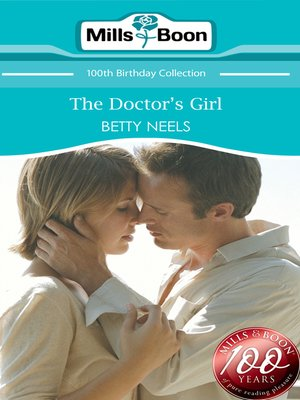 cover image of The Doctor's Girl