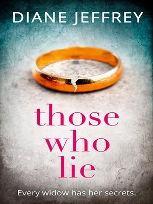 cover image of Those Who Lie