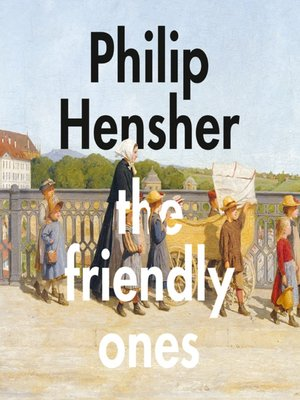 cover image of The Friendly Ones