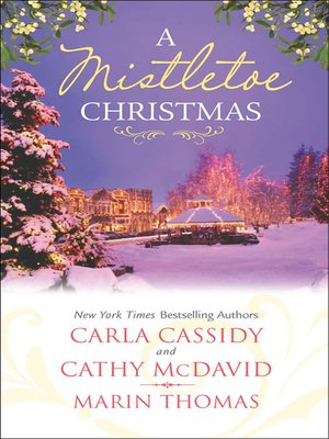 cover image of A Mistletoe Christmas