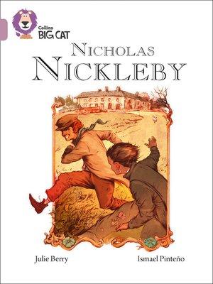 cover image of Nicholas Nickleby