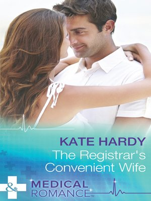 cover image of The Registrar's Convenient Wife