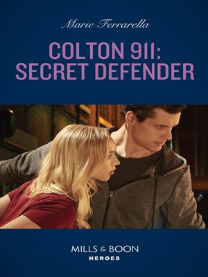 cover image of Colton 911, Secret Defender