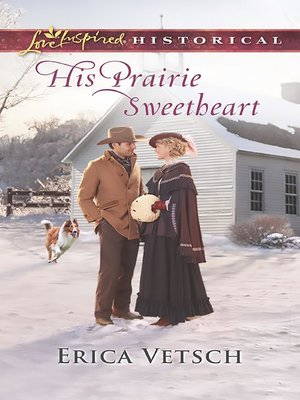 cover image of His Prairie Sweetheart