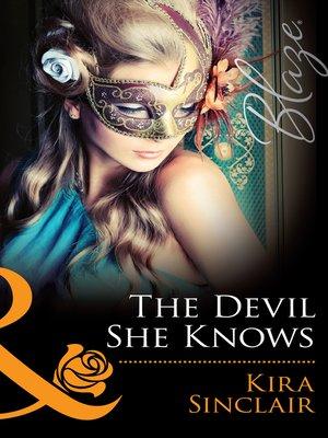 the devil she knows sinclair kira