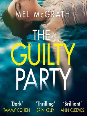 cover image of The Guilty Party