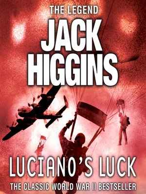 cover image of Luciano's Luck
