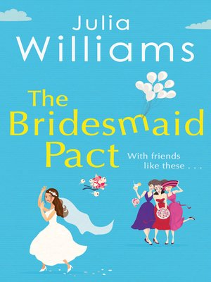 cover image of The Bridesmaid Pact