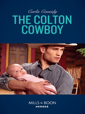 cover image of The Colton Cowboy