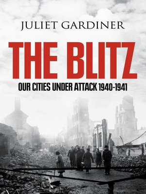 cover image of The Blitz