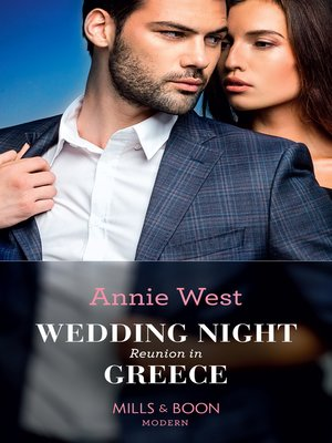 cover image of Wedding Night Reunion In Greece