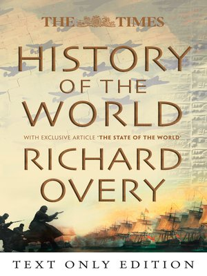 cover image of The Times History of the World
