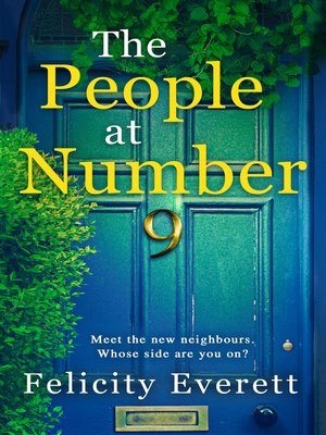cover image of The People at Number 9