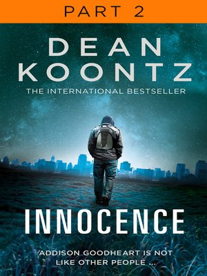 cover image of Innocence, Part 2, Chapters 22 to 42