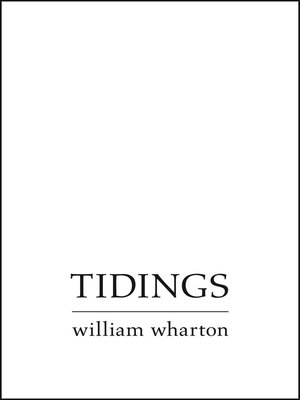 cover image of Tidings
