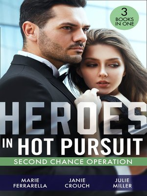 cover image of Heroes In Hot Pursuit
