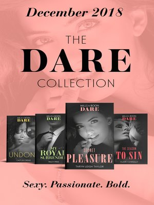 cover image of The Dare Collection 2018