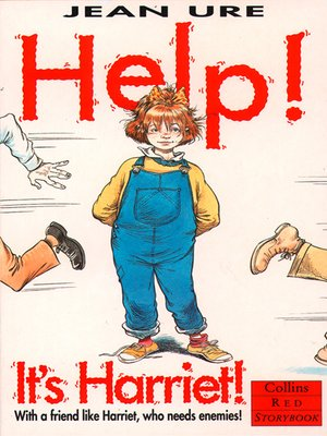 cover image of Help! It's Harriet!