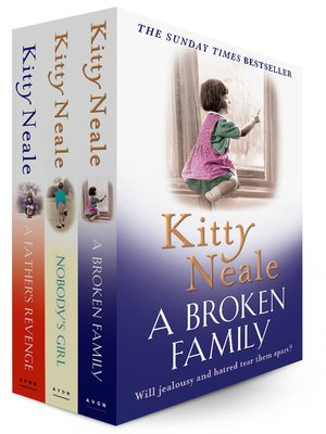 cover image of Kitty Neale 3 Book Bundle